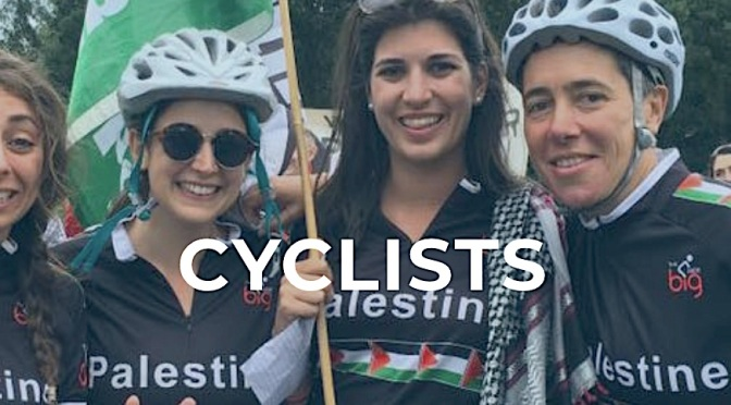 The Big Ride for Palestine 2019